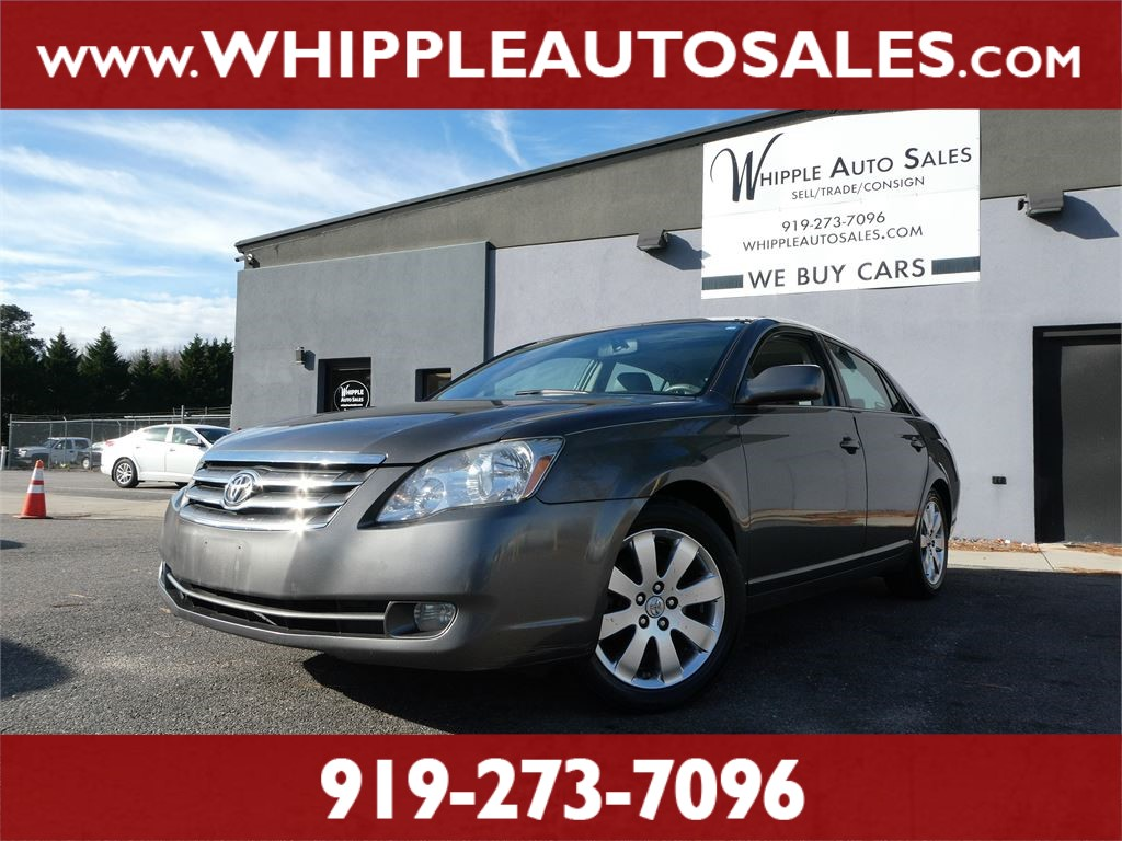 2007 TOYOTA AVALON XLS for sale by dealer