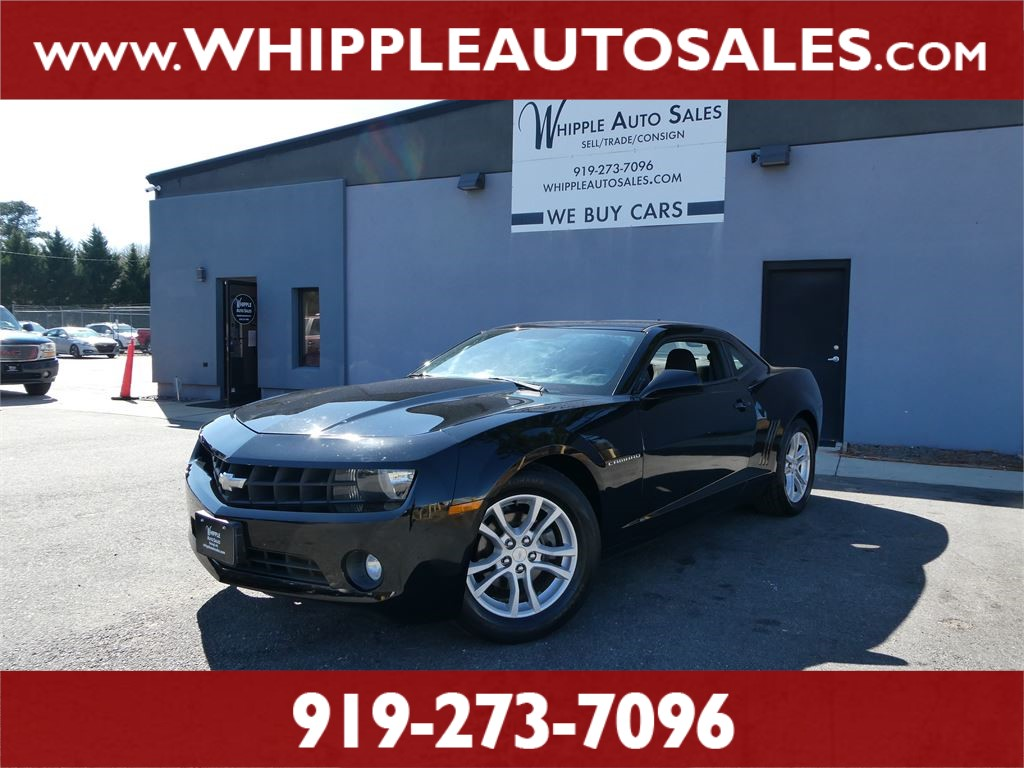 2013 CHEVROLET  CAMARO LT for sale by dealer