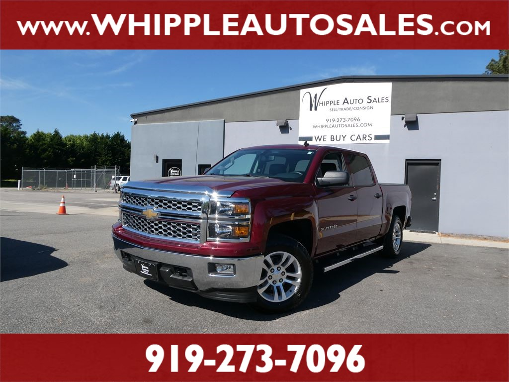 2014 CHEVROLET SILVERADO LT  for sale by dealer