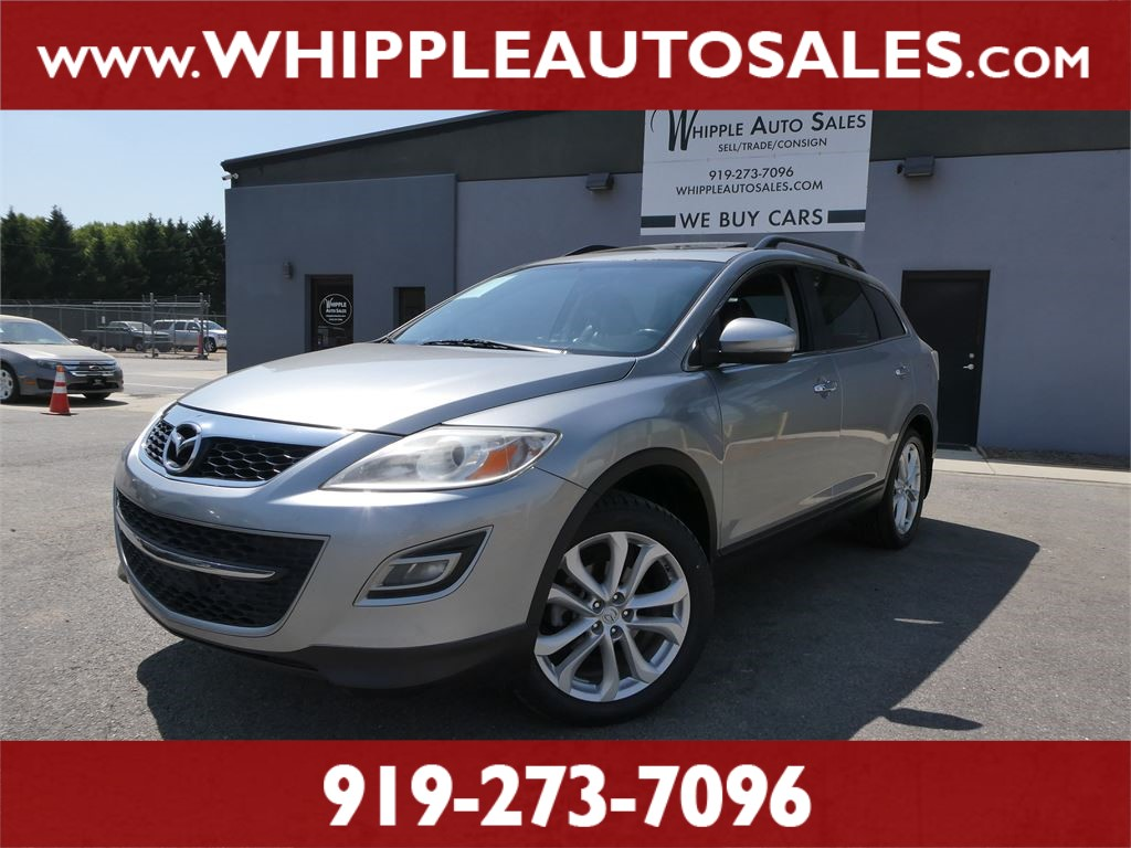 2011 MAZDA CX-9 GRAND TOURING AWD for sale by dealer