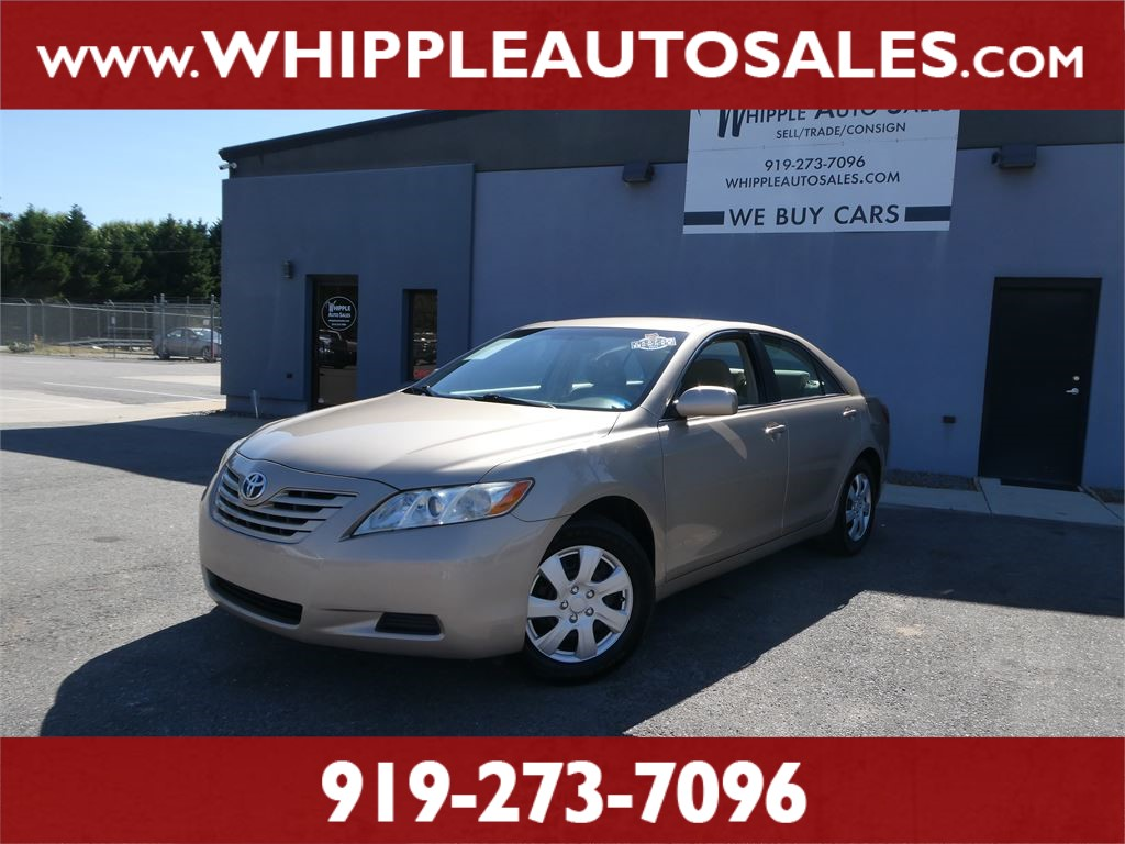 2009 TOYOTA CAMRY LE (1-OWNER) for sale by dealer
