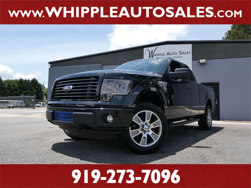 2014 FORD F-150 STX for sale by dealer