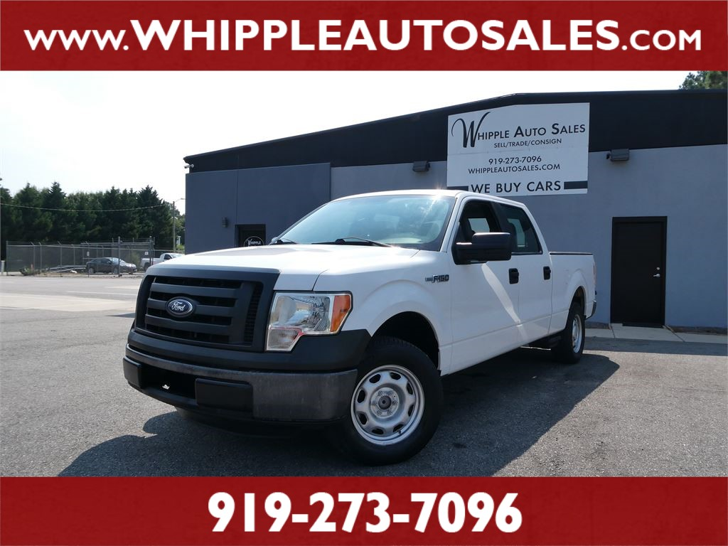 2012 FORD F-150 XL for sale by dealer