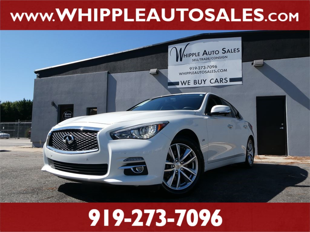 2017 INFINITI Q50 for sale by dealer