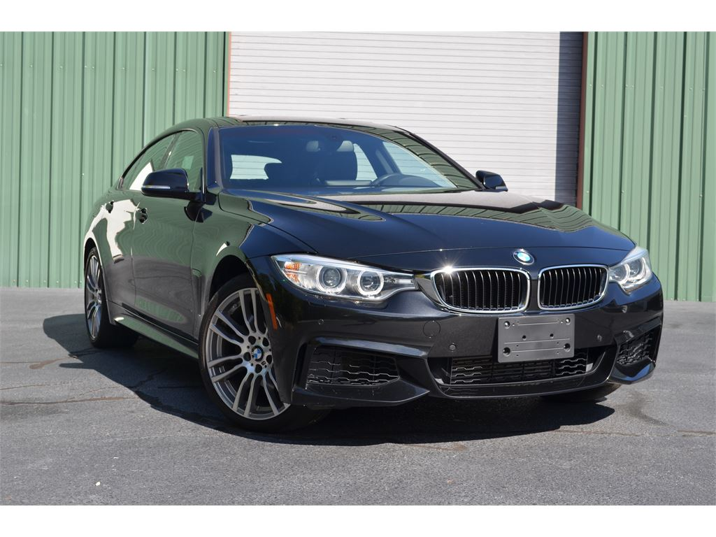 2015 BMW 4-Series Gran Coupe 428i xDrive M Sport for sale by dealer