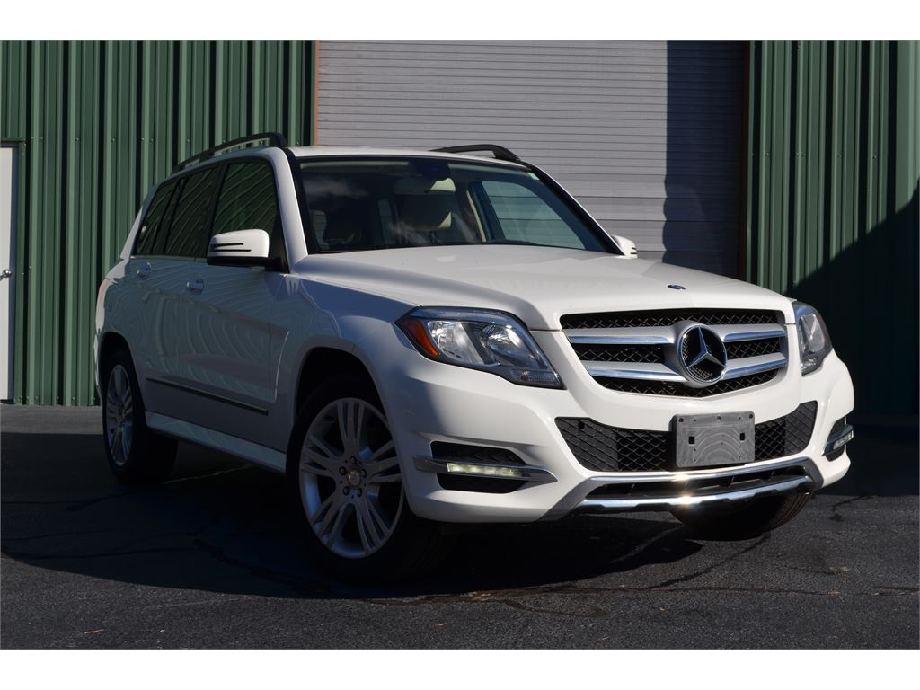 2013 Mercedes-Benz GLK-Class GLK350 for sale by dealer