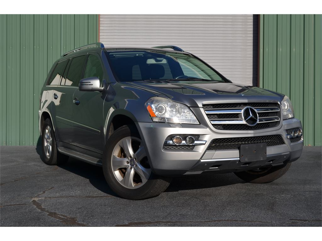 2011 Mercedes-Benz GL-Class GL450 4MATIC for sale by dealer