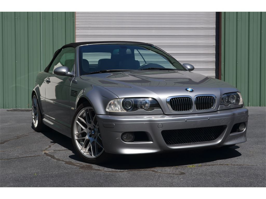 2006 BMW M3 Convertible for sale by dealer