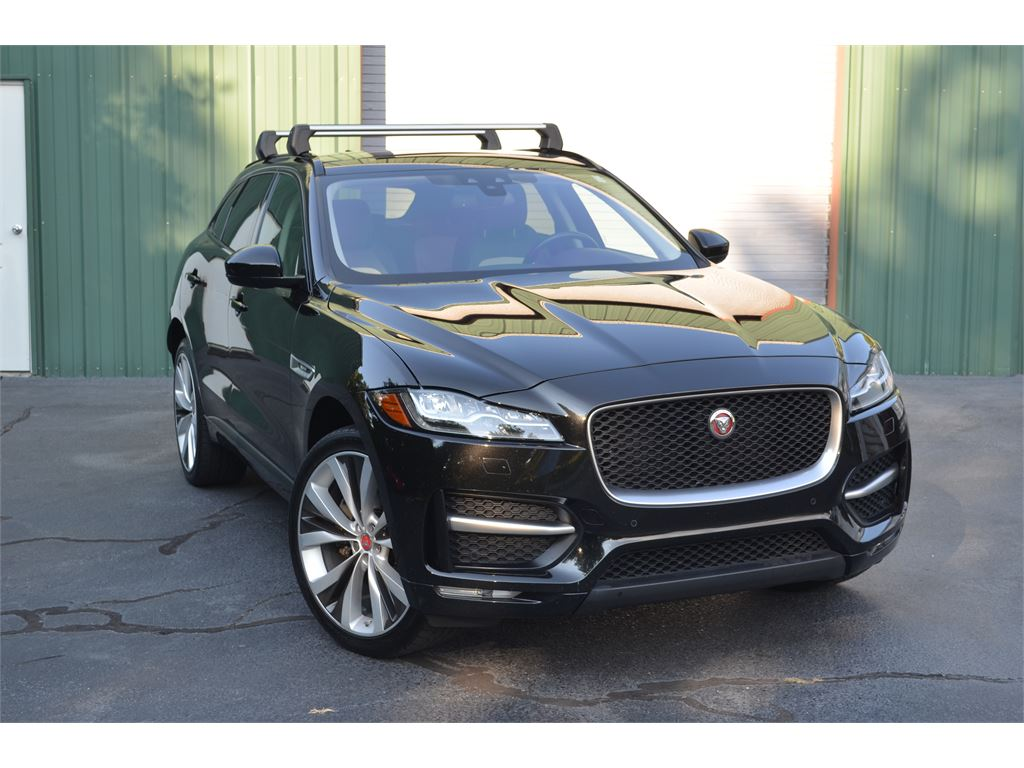 2017 Jaguar F-Pace 35t R-Sport for sale by dealer