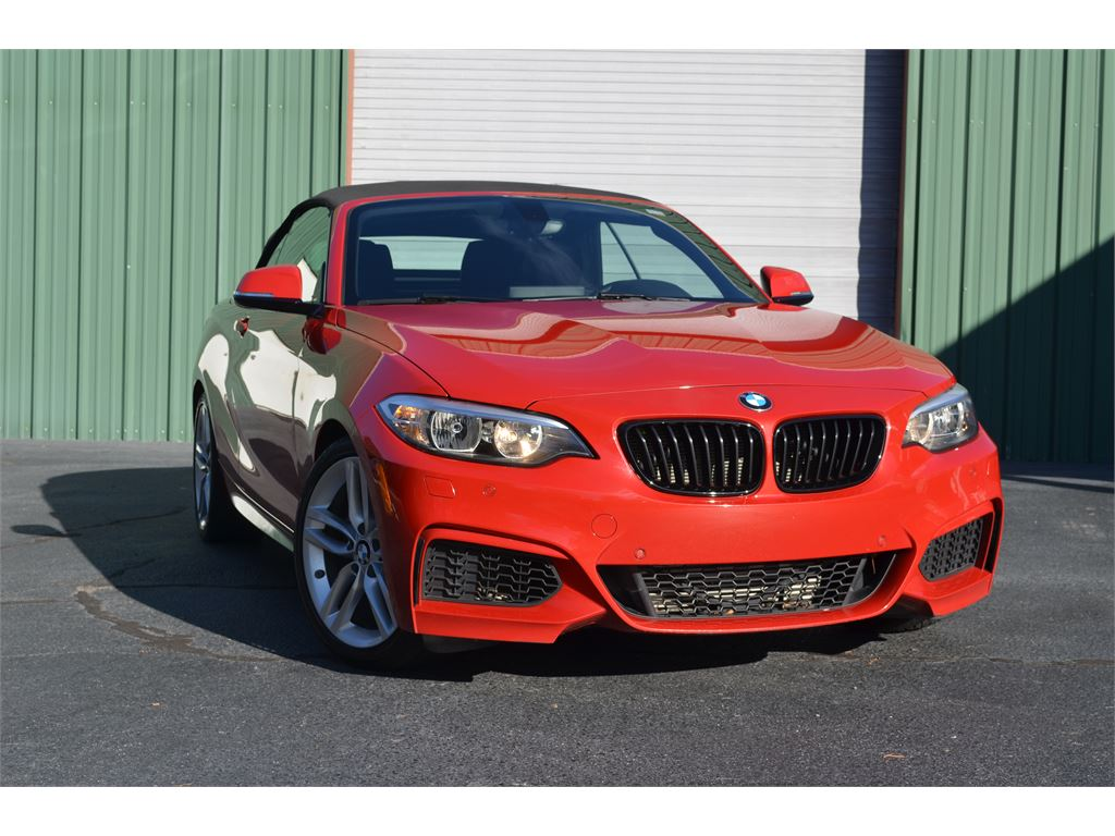 2016 BMW 2-Series 228i Convertible for sale by dealer