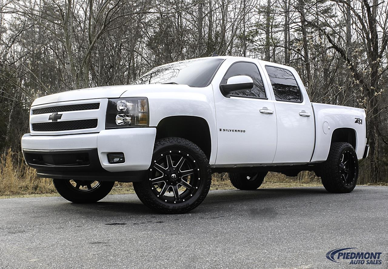 Truck black chevy truck lifted : Chevy Trucks Lifted Black. Amazing Lifted Gmc Sierra Hd Denali Wow ...