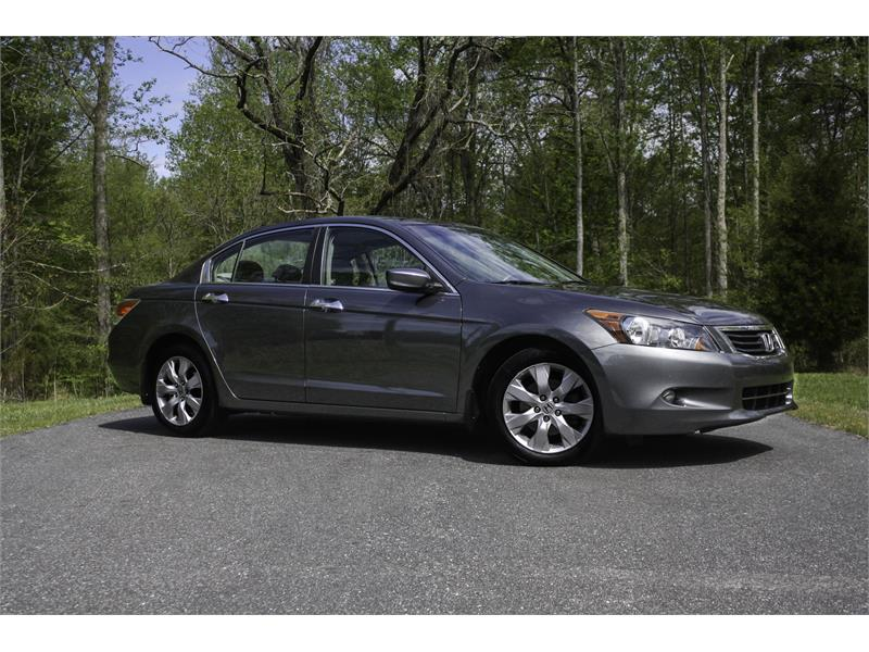 2008 Honda Accord EX-L V-6 Sedan AT for sale by dealer