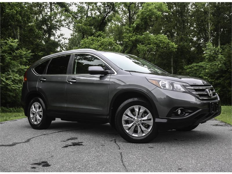 2012 Honda CR-V EX-L 4WD 5-Speed AT Stokesdale NC