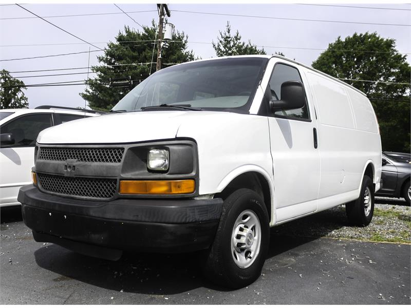 2007 Chevrolet Express 2500  Stokesdale NC