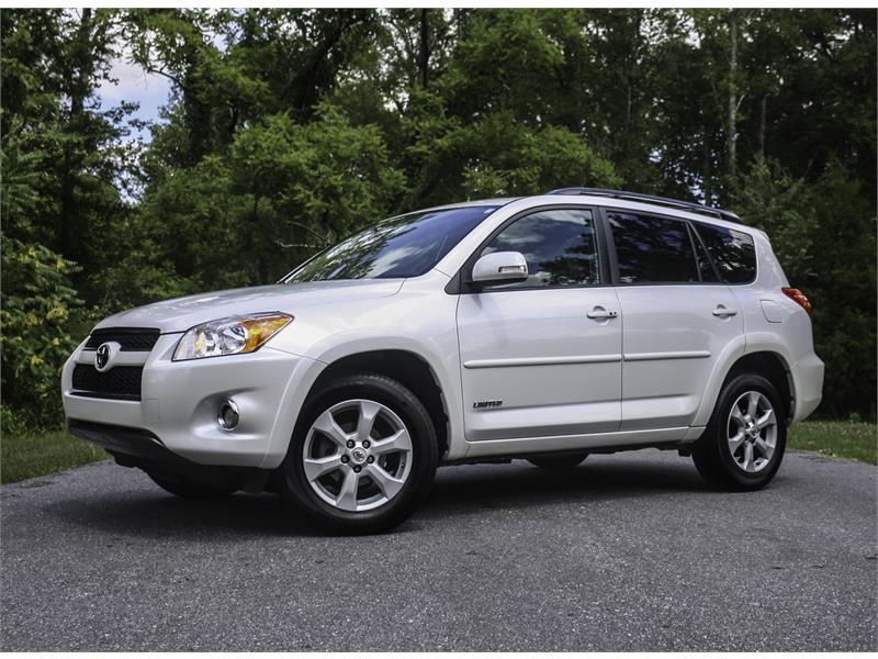 2011 Toyota RAV4 Limited AWD for sale by dealer