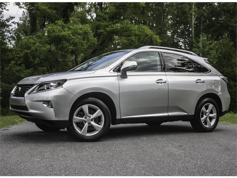 Lexus RX 350 in Stokesdale