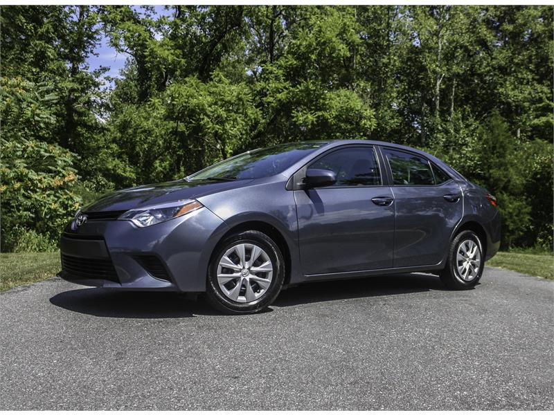 2014 Toyota Corolla L Stokesdale NC