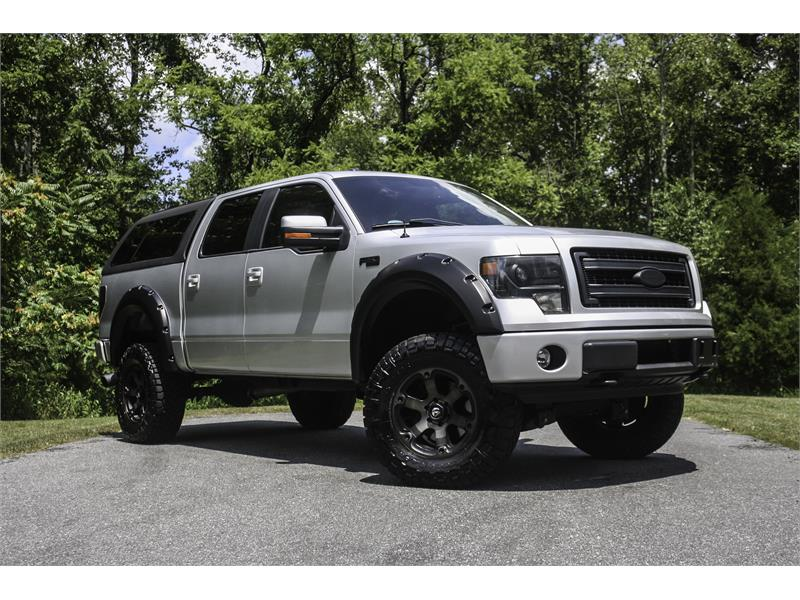 2013 Ford F-150 FX4 SuperCrew 5.5-ft. Bed 4WD Stokesdale NC