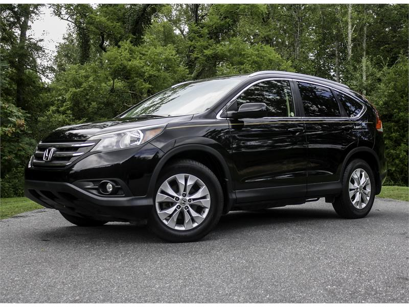 2012 Honda CR-V EX-L AWD for sale by dealer