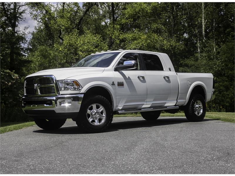 2011 Ram 3500 Laramie Mega Cab 4WD for sale by dealer