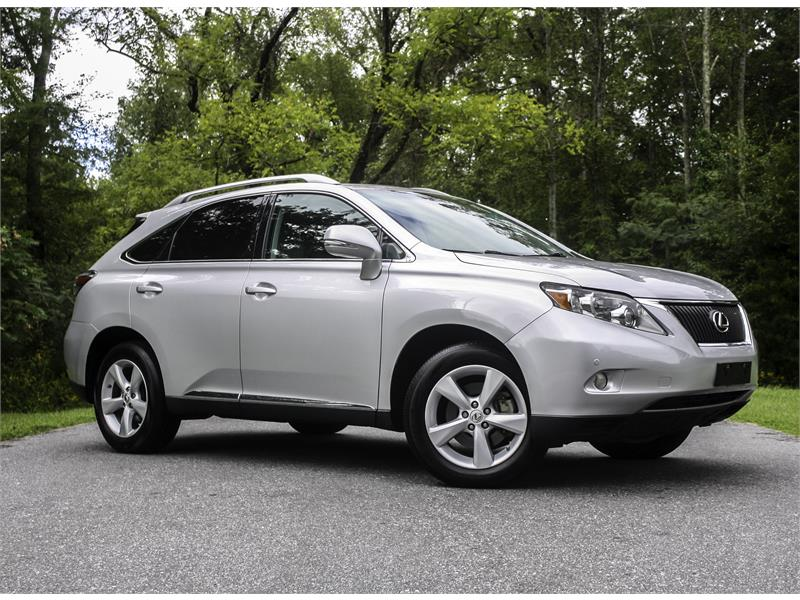 2012 Lexus RX 350 AWD for sale by dealer