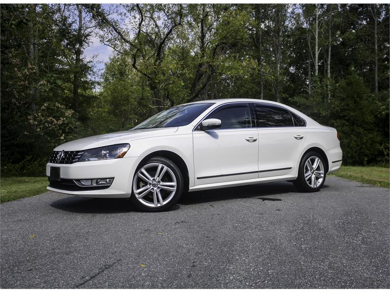 2015 Volkswagen Passat Turbo Diesel SE for sale by dealer