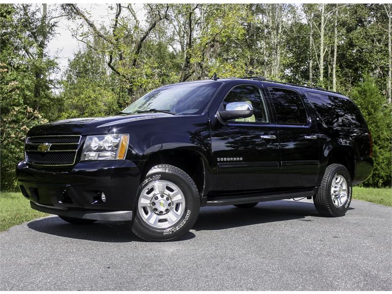 2011 Chevrolet Suburban LT 2500 4x4 for sale by dealer