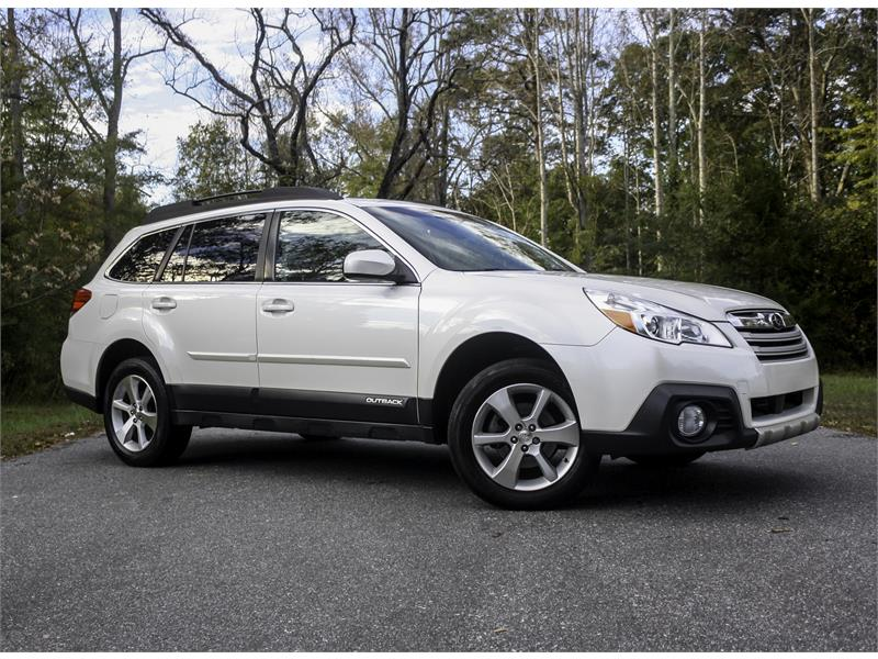 2014 Subaru Outback 2.5i Limited for sale by dealer