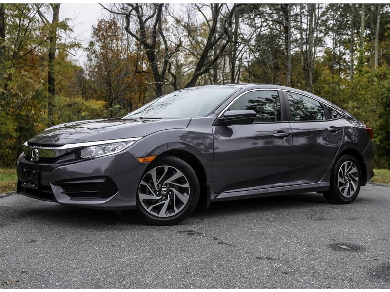 2016 Honda Civic EX CVT for sale by dealer