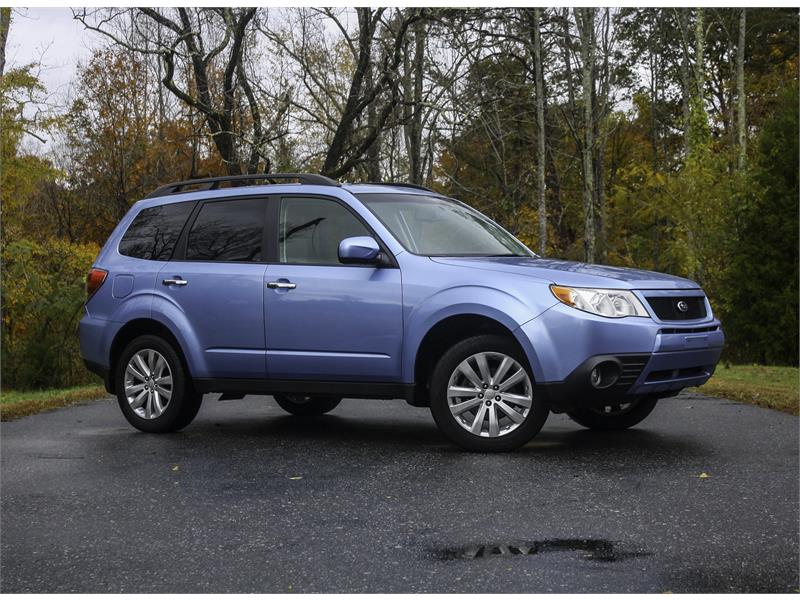 2012 Subaru Forester 2.5X Limited Stokesdale NC