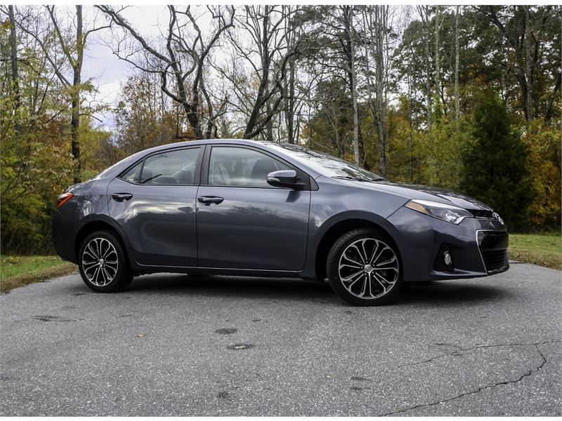 2015 Toyota Corolla S for sale by dealer