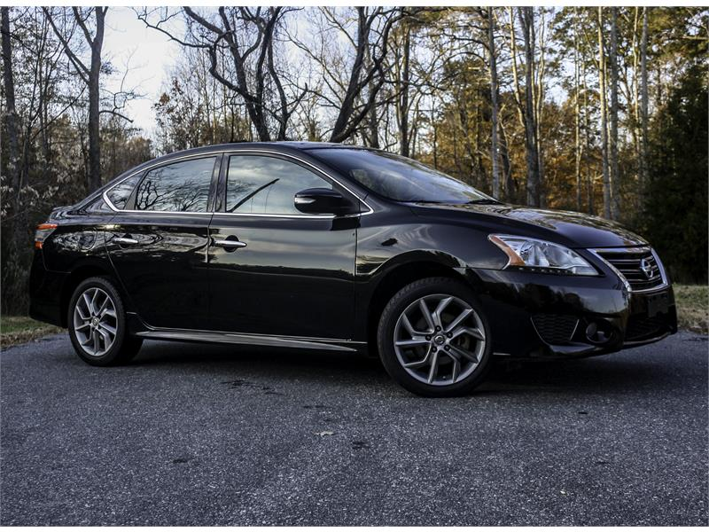 2015 Nissan Sentra SR *ONE OWNER* Stokesdale NC