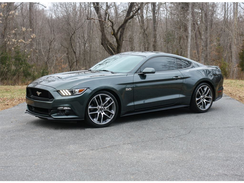 2015 Ford Mustang GT Coupe Premium Stokesdale NC