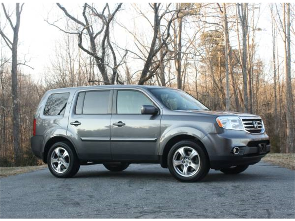 2014 Honda Pilot EX-L 4WD *ONE OWNER* for sale by dealer