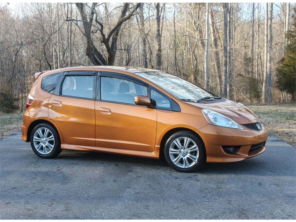 Honda Fit Sport 5-Speed AT in Stokesdale