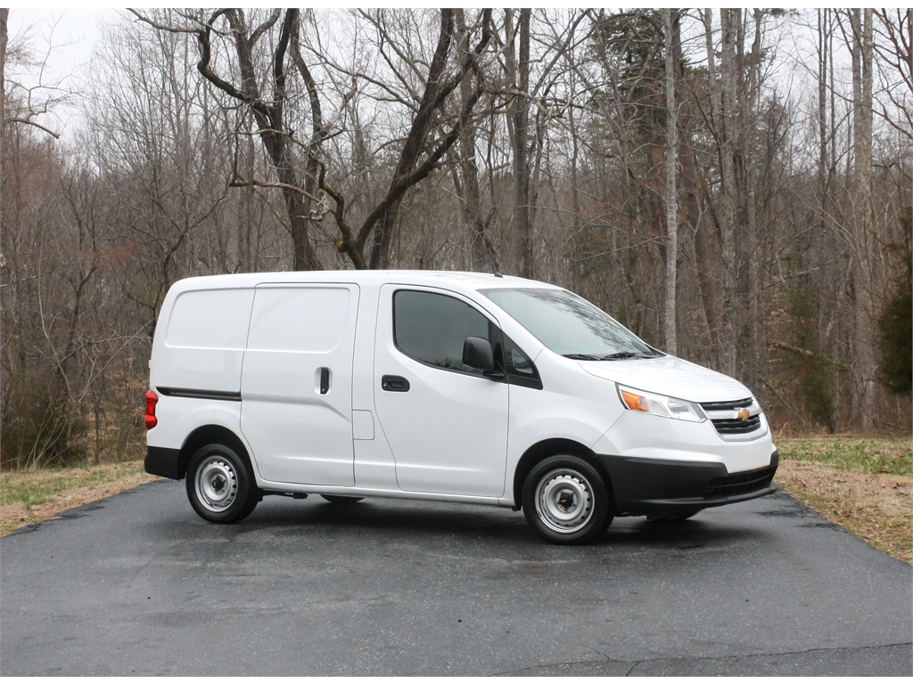 2015 Chevrolet City Express 1LS  *ONE OWNER* for sale by dealer
