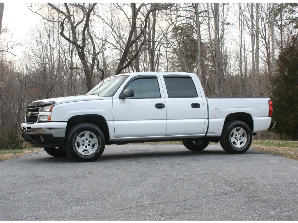 2006 Chevrolet Silverado 1500 LT3 Crew Cab 4WD for sale by dealer