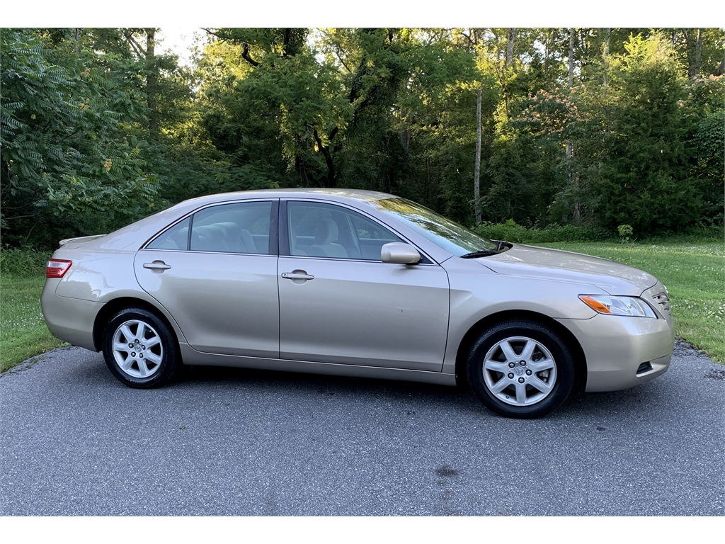 2009 Toyota Camry CE AUTOMATIC for sale by dealer
