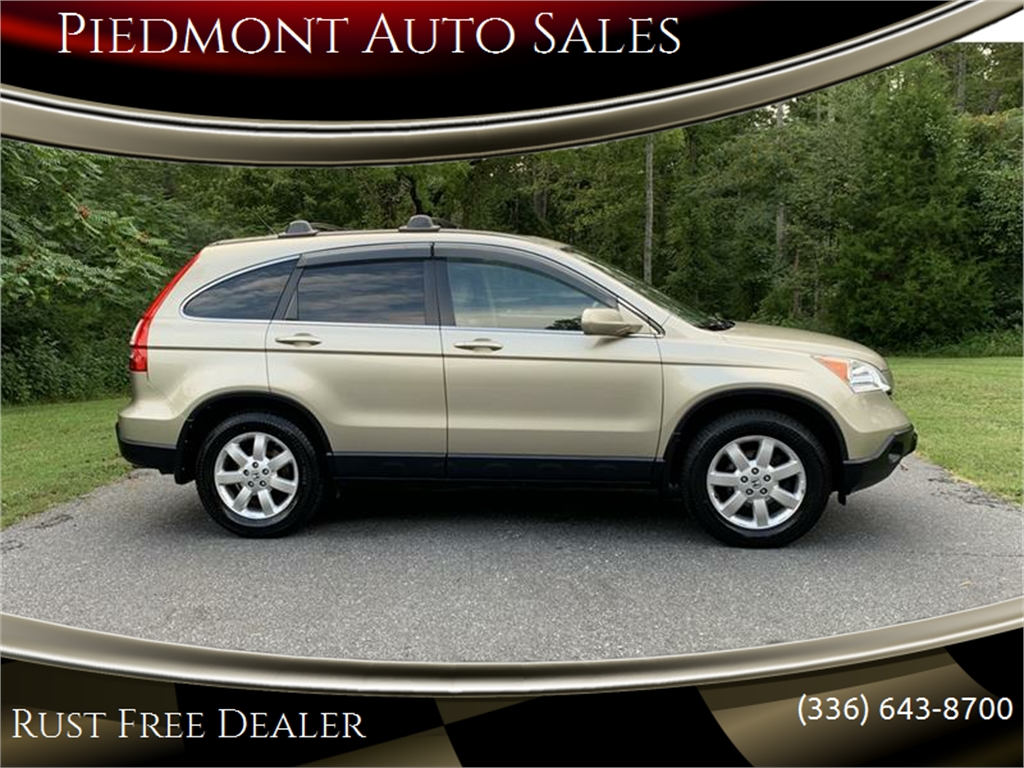 2008 Honda CR-V EX-L 4WD AT for sale by dealer