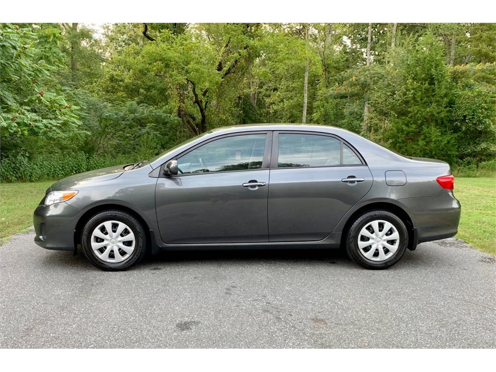 2011 Toyota Corolla S *ONE OWNER* for sale by dealer