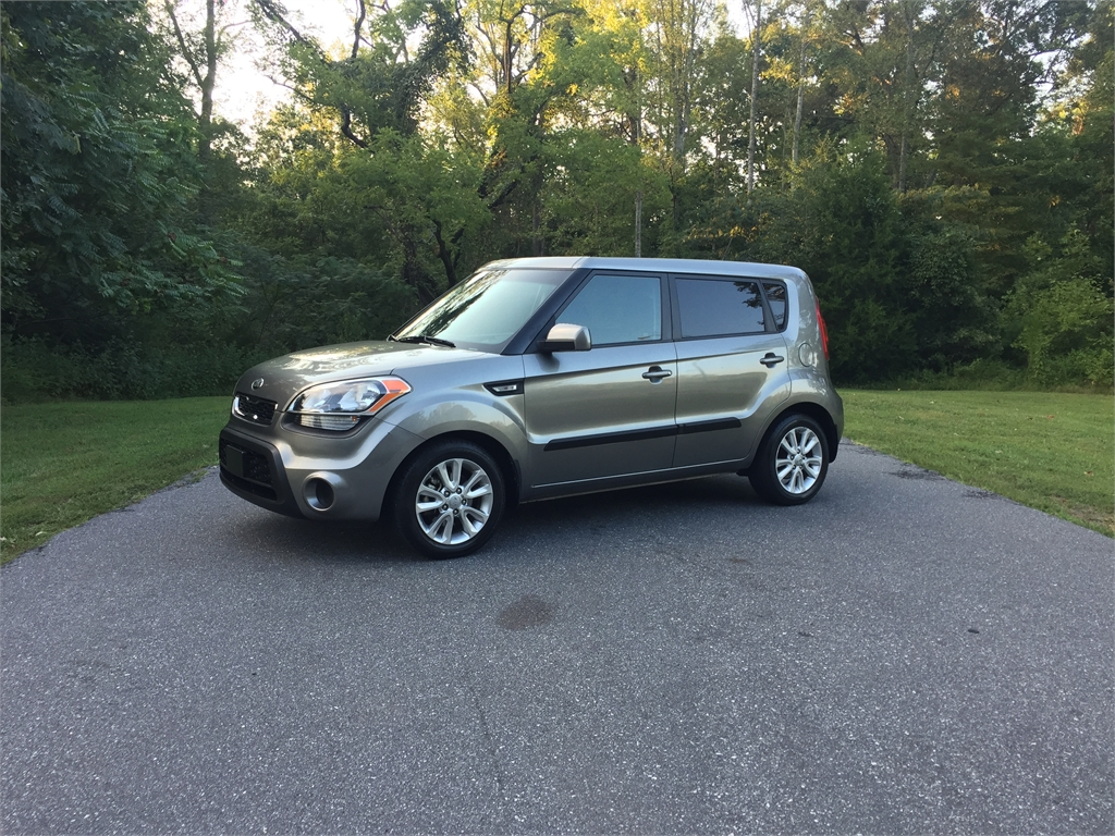 2013 Kia Soul Base *ONE OWNER* for sale by dealer