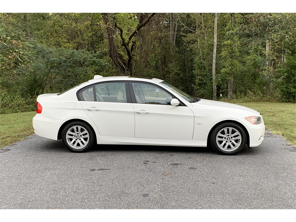 2006 BMW 3-Series 325xi Sedan for sale by dealer