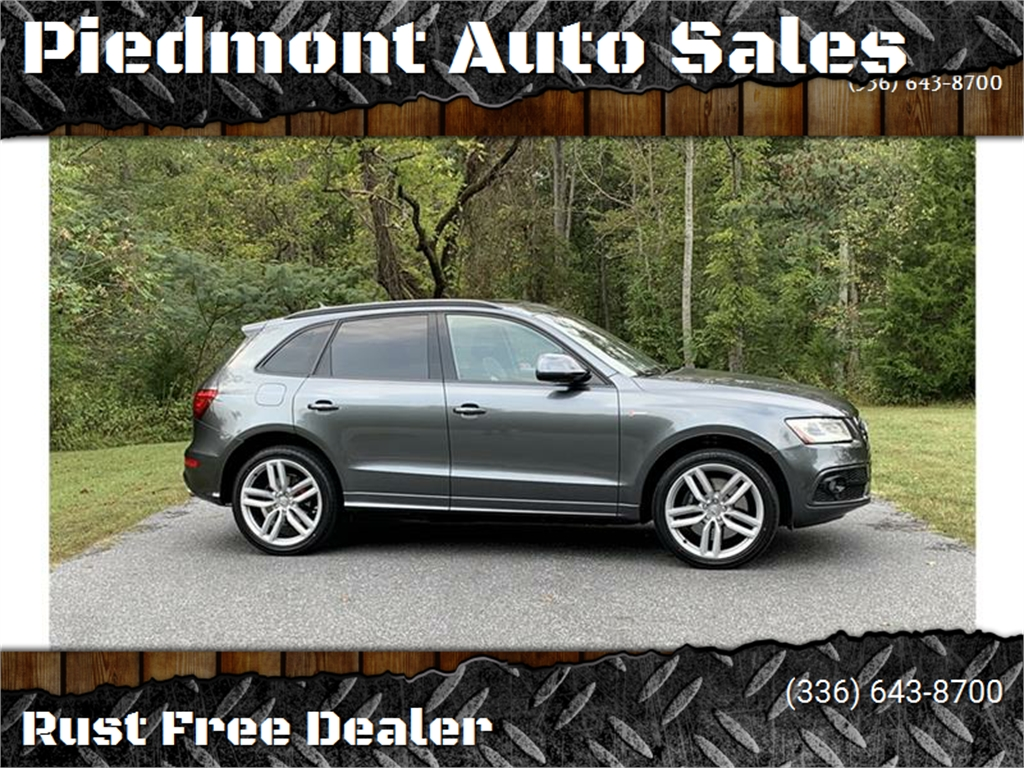 2015 Audi SQ5 3.0T Premium Plus quattro for sale by dealer