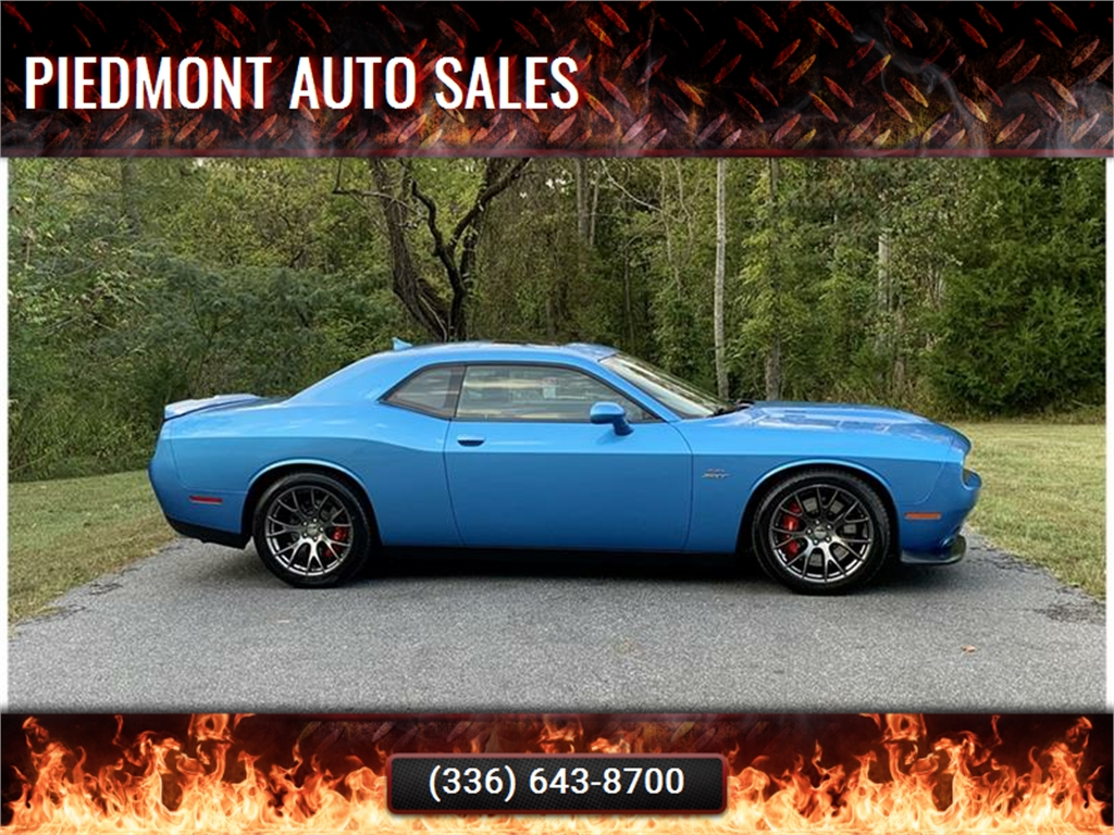 2015 Dodge Challenger SRT 6.4 L Premium for sale by dealer