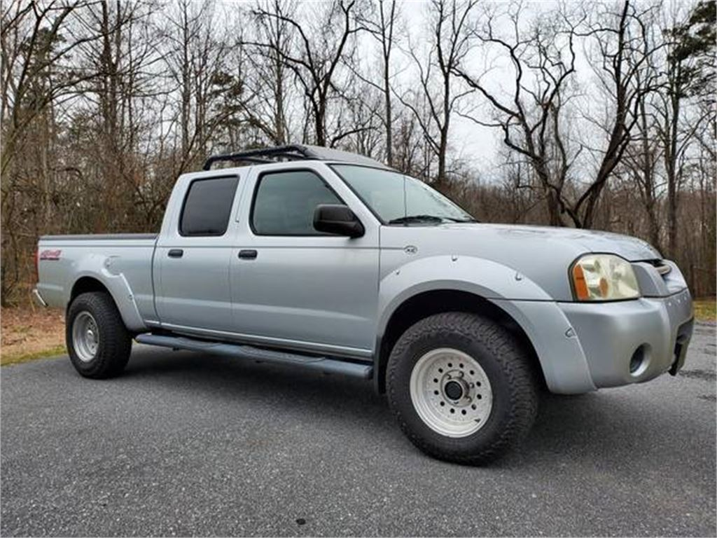 2003 Nissan Frontier XE-V6 Crew Cab Long Bed 4WD for sale by dealer
