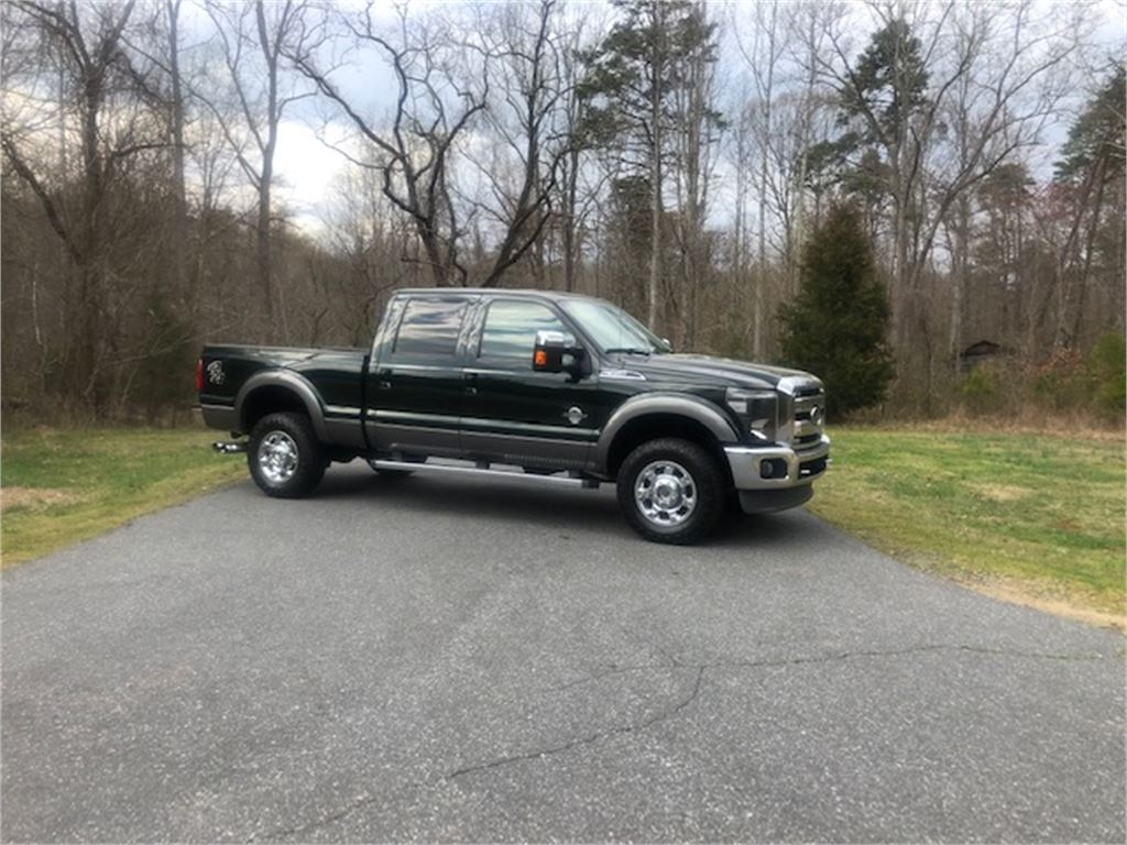2013 Ford F-350 SD King Ranch Crew Cab 4WD for sale by dealer