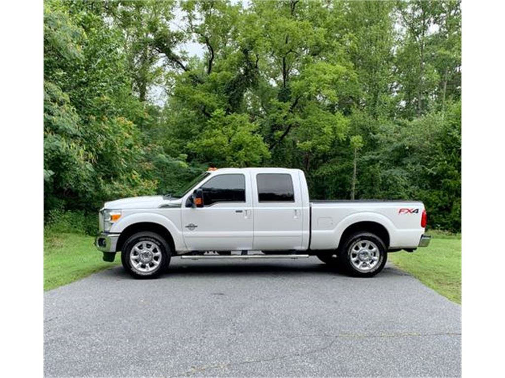 2014 Ford F-250 SD King Ranch Crew Cab 4WD for sale by dealer