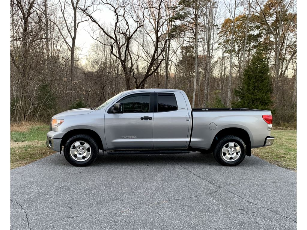 2008 Toyota Tundra SR5 Double Cab 5.7L 4WD for sale by dealer