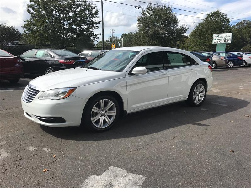 2014 Chrysler 200 Touring for sale by dealer