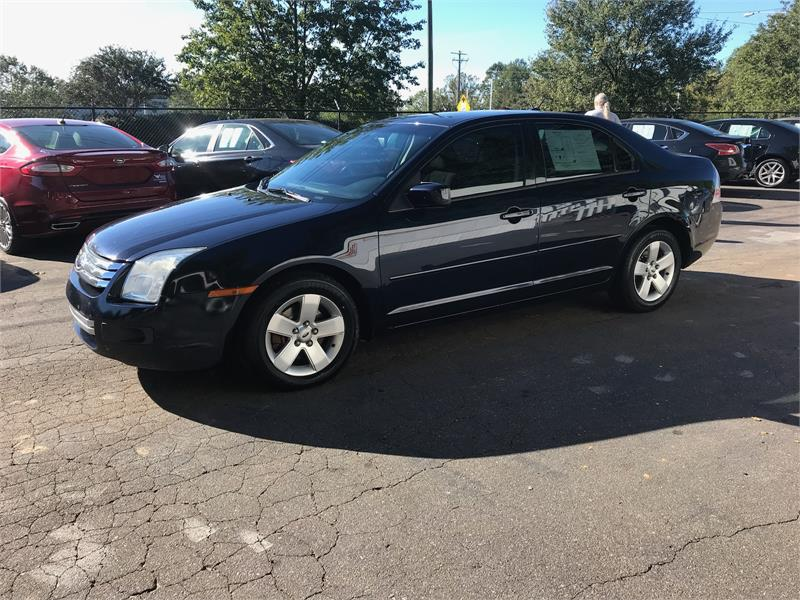 2009 Ford Fusion V6 SE for sale by dealer